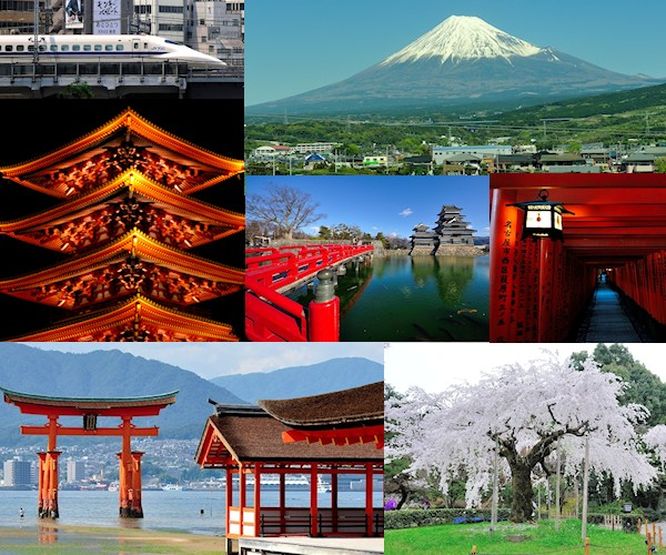 33 Must See Japanese Scenes