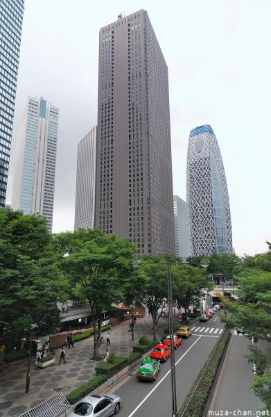Shinjuku high-rise