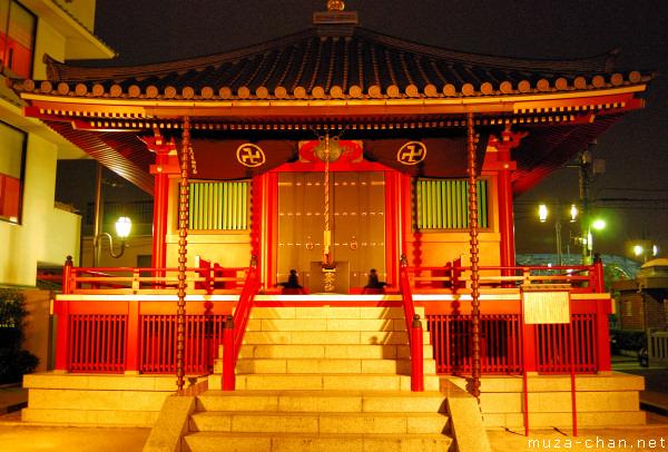 Komagatado Temple, Asakusa, Tokyo