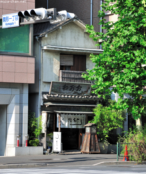 Old building in Asakusa