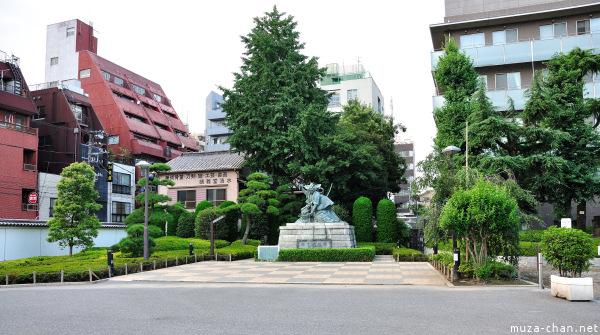 Shibaraku Statue