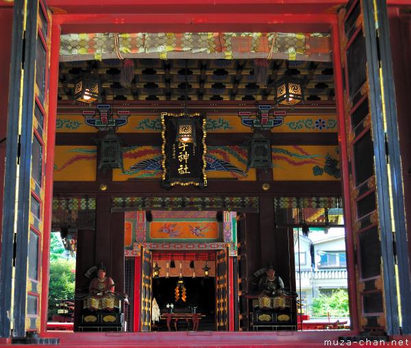 Asakusa Shrine Haiden, Senso-ji, Tokyo