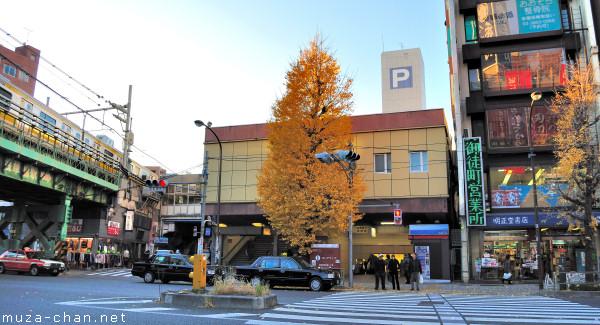 Asakusabashi Station, Asakusa, Tokyo