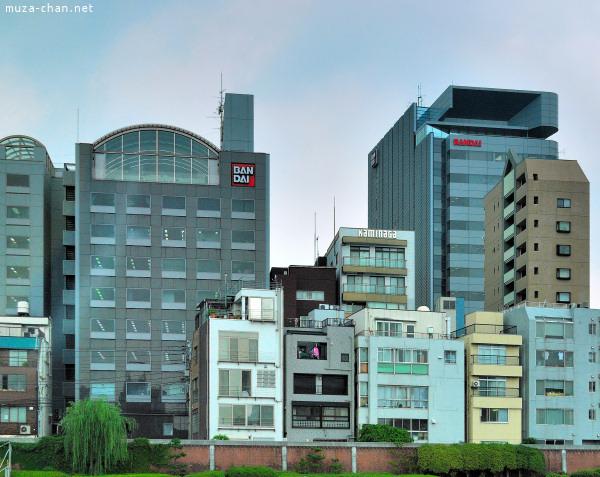 Bandai Headquarters, Asakusa