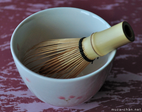 Top souvenirs from Japan - Chasen bamboo tea whisk