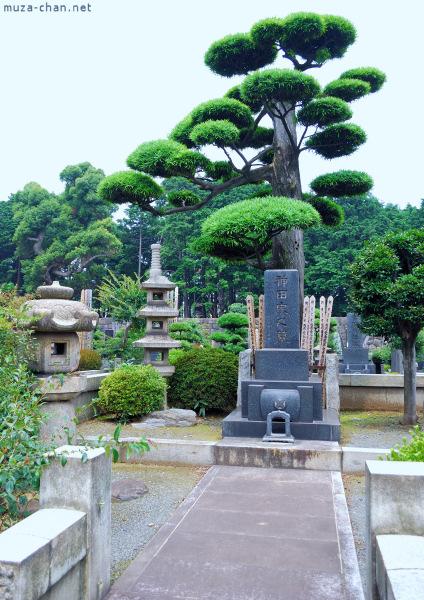 Tokugawa Cemetery