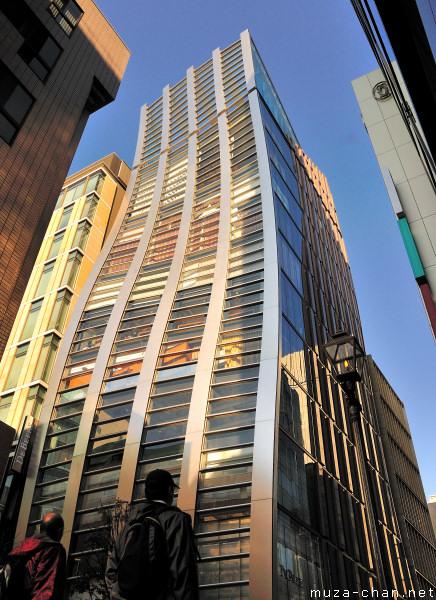 De Beers Ginza Building, Tokyo
