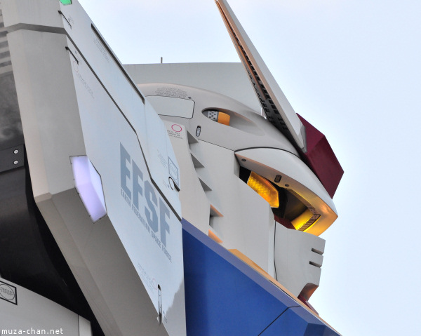 Detail Gundam Photo