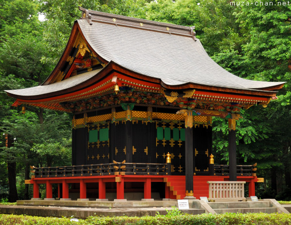 Jisho-in Mausoleum, Edo Tokyo Open Air Museum, Tokyo