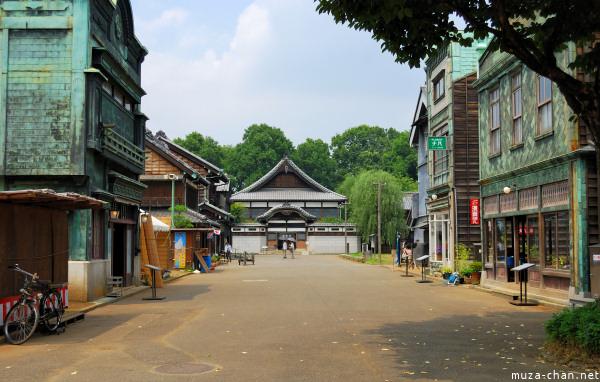 Edo Tokyo Open Air Museum