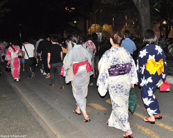 Edogawa-ku Fireworks Display