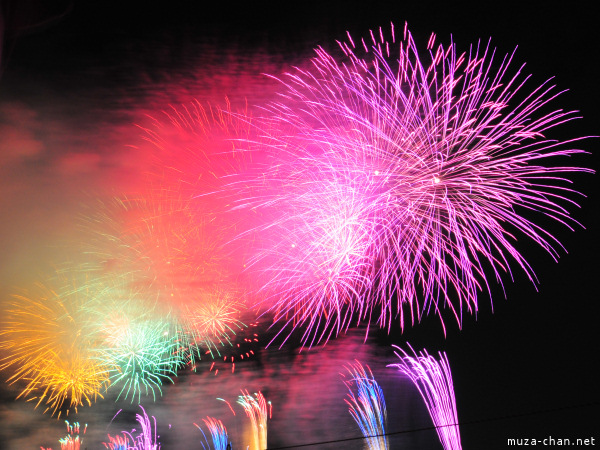 Edogawa-ku Fireworks Display