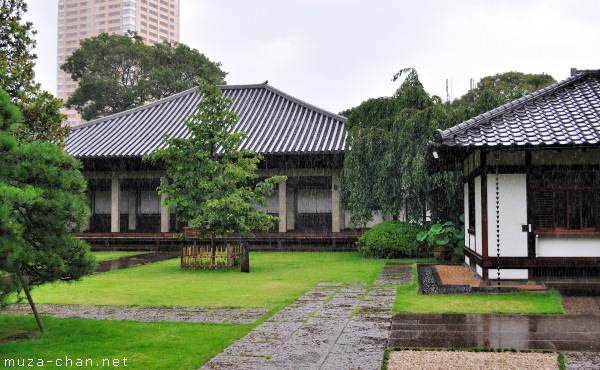 Gokokusan Tenno-ji Temple, Tokyo