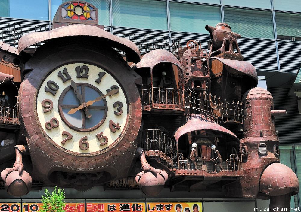 tokyo steampunk  hayao miyazaki u0026 39 s ni
