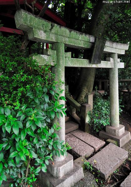 Inari Shrine Inokashira Park