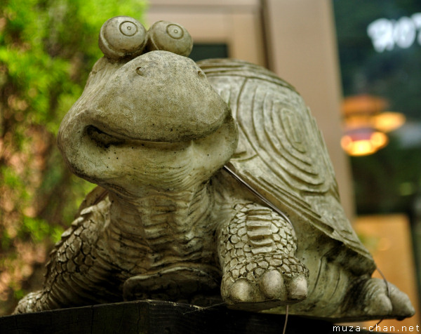 Tortoise Statue, Nikko
