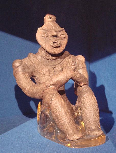 Jomon Dogū Statue