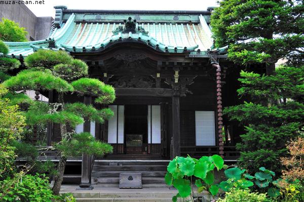 Daigyo-ji Temple Kamakura