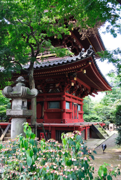 Kan'eiji Pagoda Ueno