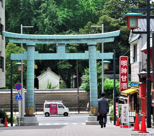 Kanda Myojin Shrine, Tokyo