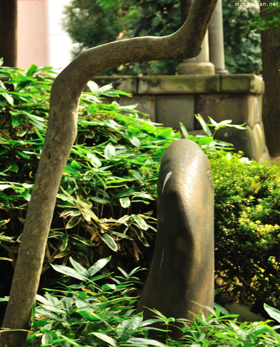 Mushizuka at Kan'ei-ji Temple Ueno