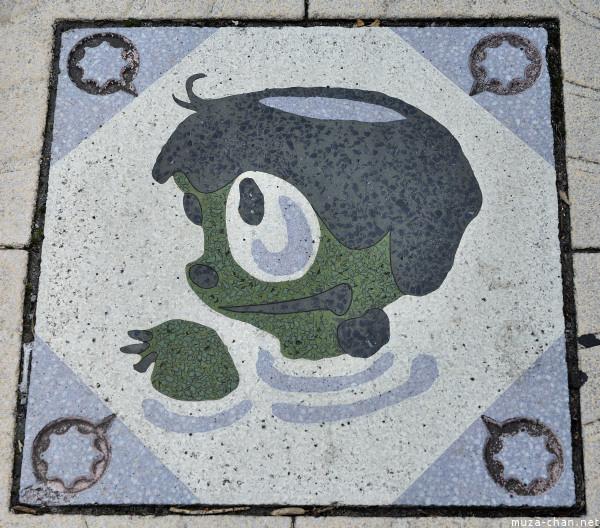 Kappabashi Street Kappa