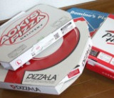 4 Major Japanese pizza chains compared
