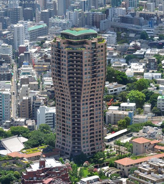 Forest Tower, Moto-Azabu Hills, Tokyo