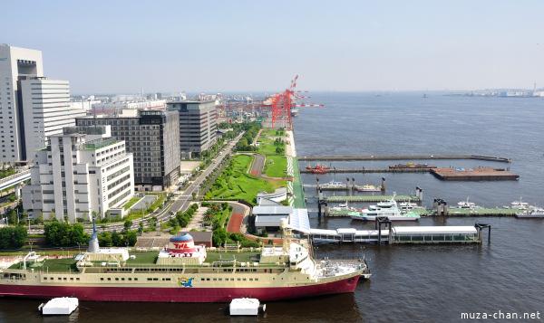 Museum of Maritime Science (Fune-no-Kagakukan)