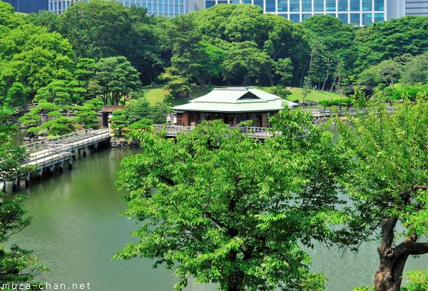 Nakajima-no-ochaya, Hama-rikyu Gardens, Tokyo