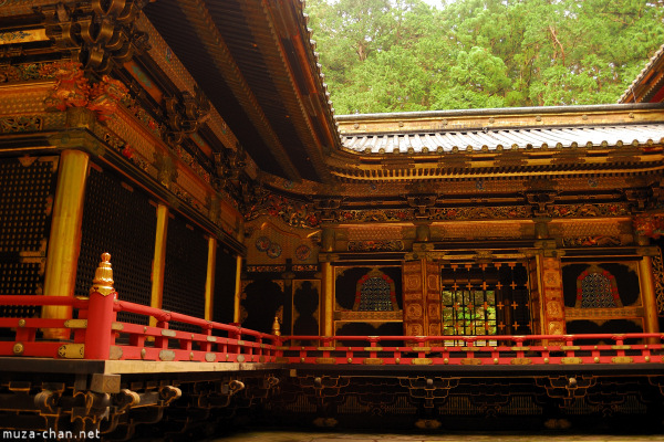 Mausoleum Rinno-ji Taiyuin