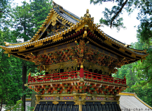 Shoro Tower, Toshougu Shrine, Nikko