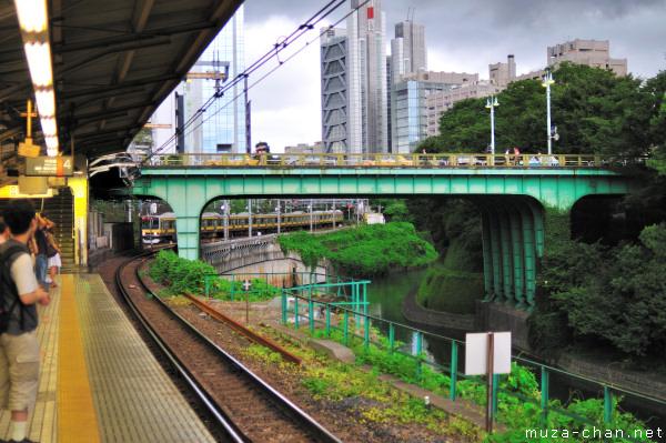 JR East  Ochanomizu Station, Tokyo