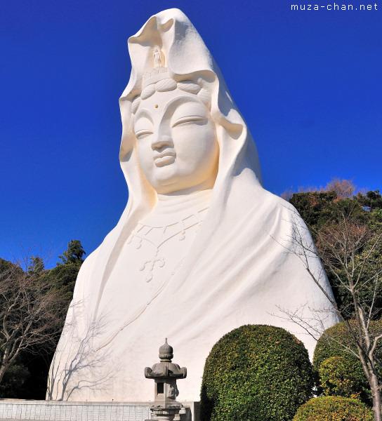 Kannon Statue, Ofuna