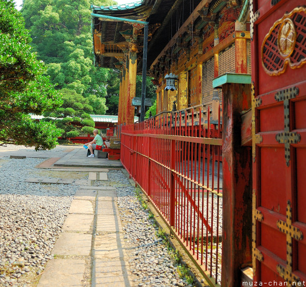 Toshougu Shrine, Tokyo