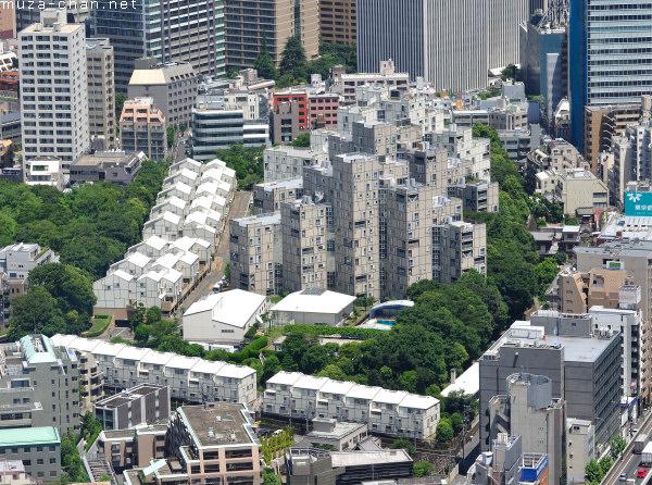Housing Compound, Roppongi, Tokyo