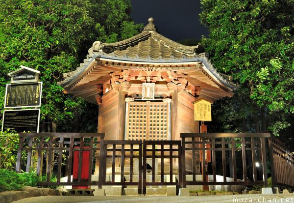 Rokkakudo, Senso-ji Temple, Asakusa, Tokyo