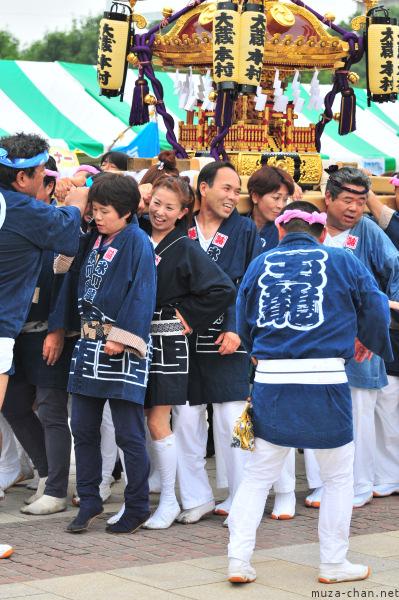 Furusato Kumin Matsuri - Setagaya Summer Festival