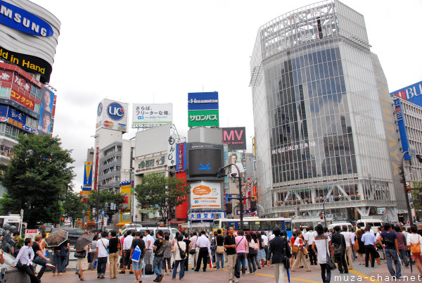 Shibuya Q Front, Tokyo