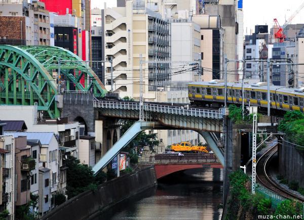 Shohei Bridge, Kanda River