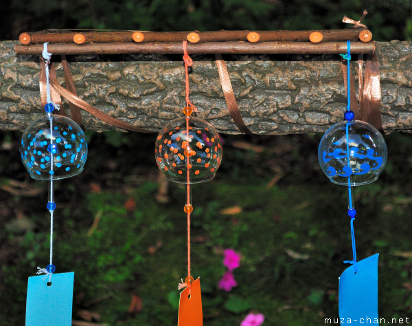 Top souvenirs from Japan - Furin