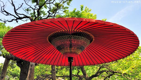 Top souvenirs from Japan - Traditional Japanese Umbrellas