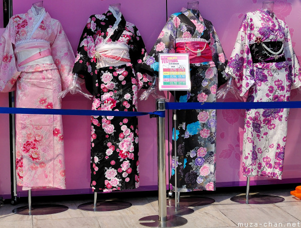 Top souvenirs from Japan - Yukata