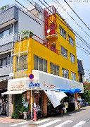 Japanese narrow buildings - photo 15