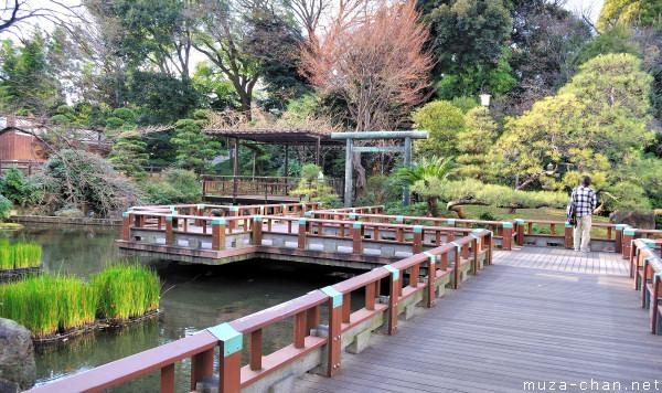 Togo Shrine Garden, Harajuku, Tokyo