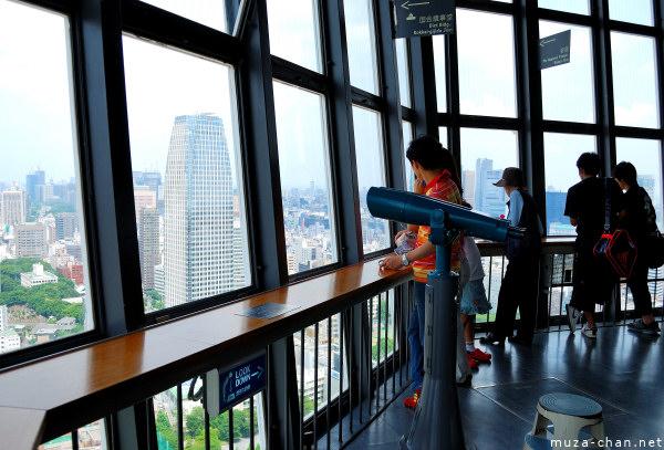 Tokyo Tower Observatory, Tokyo