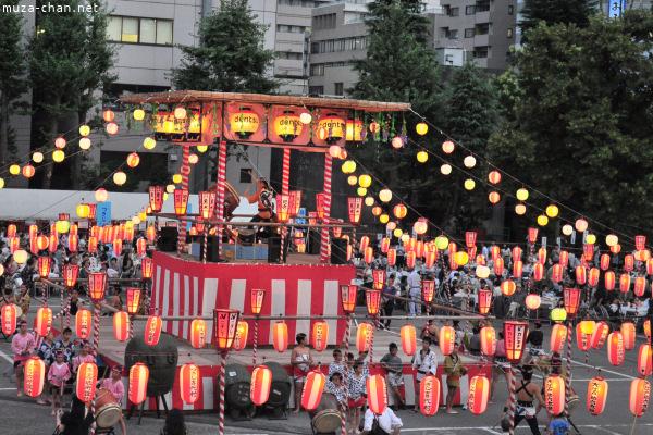 Tsukiji Hongan-ji Temple Bon Odori
