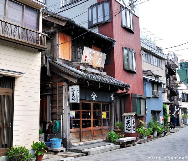 The First Tsukudani Shop, Tsukishima, Tokyo