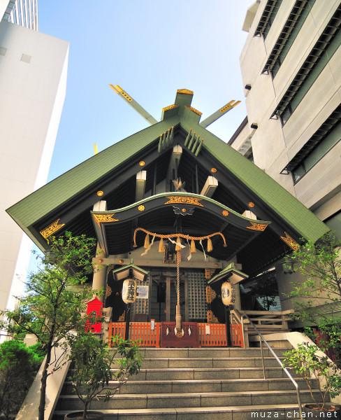 Tsukudo Shrine, Tokyo