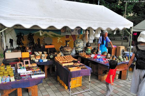 Ueno Flea Market